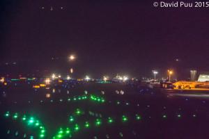 Departure. LAX.