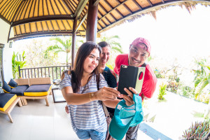 Team Betty, Bali
