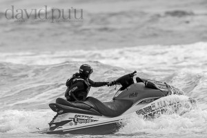 K38 Lead instructor doing surf Ops