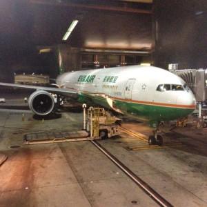 EVA 777 LAX