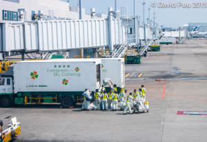 Aircraft Waste Collection